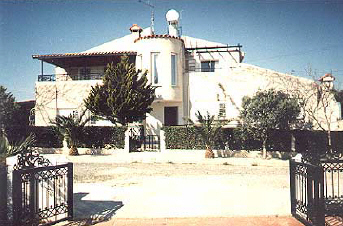 frontal of Cladius house.jpg (38008 bytes)
