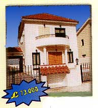 house building in Cyprus - new property
