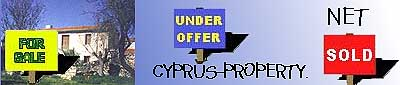 If you are looking for a house or villa in Cyprus to buy or rent, or if you need holiday accommodation (flats and villas), wish to purchase or lease a hotel, shop or factory or have land to buy or sell then just click here.