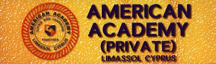 The American Academy in Limassol is an English medium school run on the British curriculum