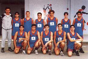 team sports at the American Academy school private cyprus.JPG (21476 bytes)